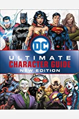 DC Comics Ultimate Character Guide New Edition Hardcover