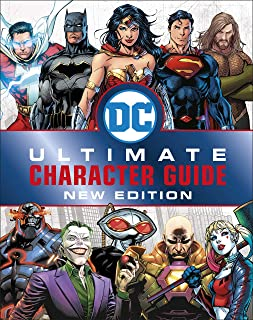 DC Comics Ultimate Character Guide New Edition: New Edition