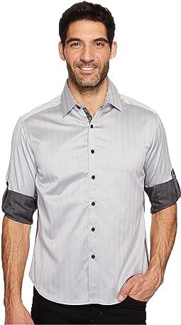 Canton Long Sleeve Woven Shirt