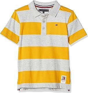 Tommy Hilfiger Wide Stripe Polo S/S Niños