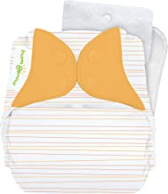 bumGenius One-Size Reusable Pocket-Style Snap-Closure Cloth Diaper 4.0 (Neutral Stripe)