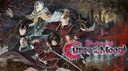 Bloodstained: Curse of the Moon (Switch) - Nintendo Switch [Digital Code]