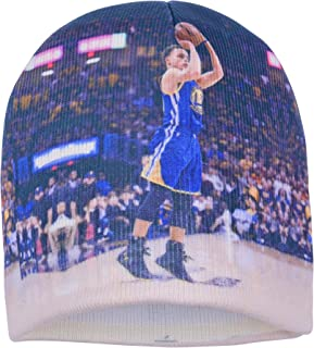 Forever Fanatics Curry 30 Basketball Beanie ✓ Digital Graphic Printing ✓ Pefect Basketball Fan Gift