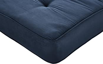 DHP Independently Encased Coil Futon Mattress with Foam Sofa bed, 8