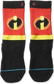 Big Boys Disney Crew Socks
