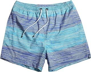 Men's Sports Runnning Swim Board Shorts with Pocket,Mesh Lining
