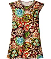 Missoni Kids - Passion Flower Printed Dress (Big Kids)