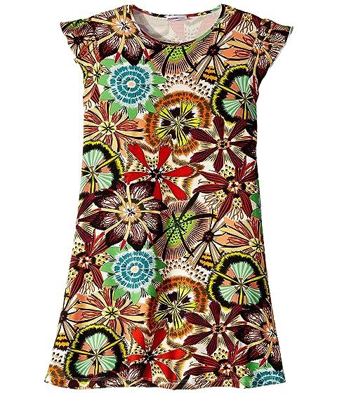 Missoni Kids Passion Flower Printed Dress (Big Kids)