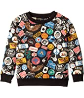 Rock Your Baby - Vintage Patches Jumper (Toddler/Little Kids/Big Kids)