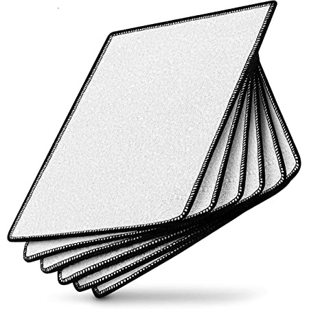 40x40cm B/üro sowie f/ür Fenster Spiegel Glas uvm Siimaa Neon Putzt/ücher Premium Profi Microfaser Allzweck-Reinigungst/ücher ohne Putzmittel f/ür Streifenfreien Glanz im Haushalt Auto