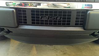 Mountains2Metal 2009-2014 Ford F-150 Powder Coated Black Bumper Grille Insert 100-10-1
