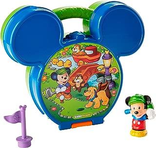Fisher-Price Little People Disney Classics OTG Playset