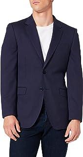 CORTEFIEL Men's Americana Azul Slim Fit Blazer