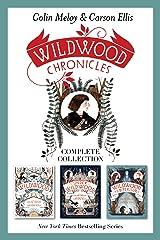 Wildwood Chronicles Complete Collection: Wildwood, Under Wildwood, Wildwood Imperium Kindle Edition