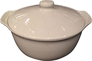 BIJU Casserole, 28 x 25 x 10.5cm, Cream