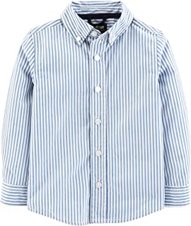Boys' Kids Button-Front Shirt