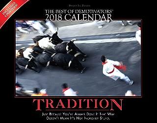 The Best of Demotivators® 2018 Calendar
