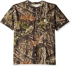 Carhartt Men's Camo Short Sleeve T Shirt
