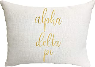 Best alpha delta pi pillow Reviews