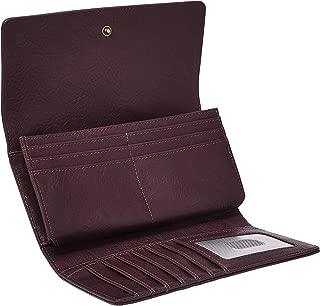 Fossil Women's Logan RFID Flap Wallet