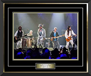 tragically hip framed picture
