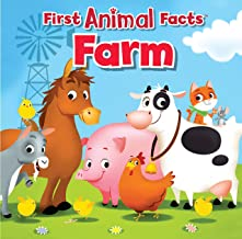 My First Animal Facts Farm (Board Book)