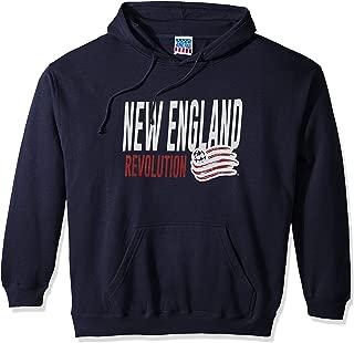 MLS Men's Long Sleeve Pullover Hoodie