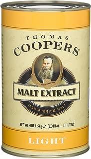 Coopers DIY Beer Light Home Brewing Malt Extract