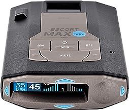 Escort MAX360C Radar Detector & Escort M1 Dash Camera Bundle, HD Video, Long Range Protection, Bluetooth, Fewer False Aler...