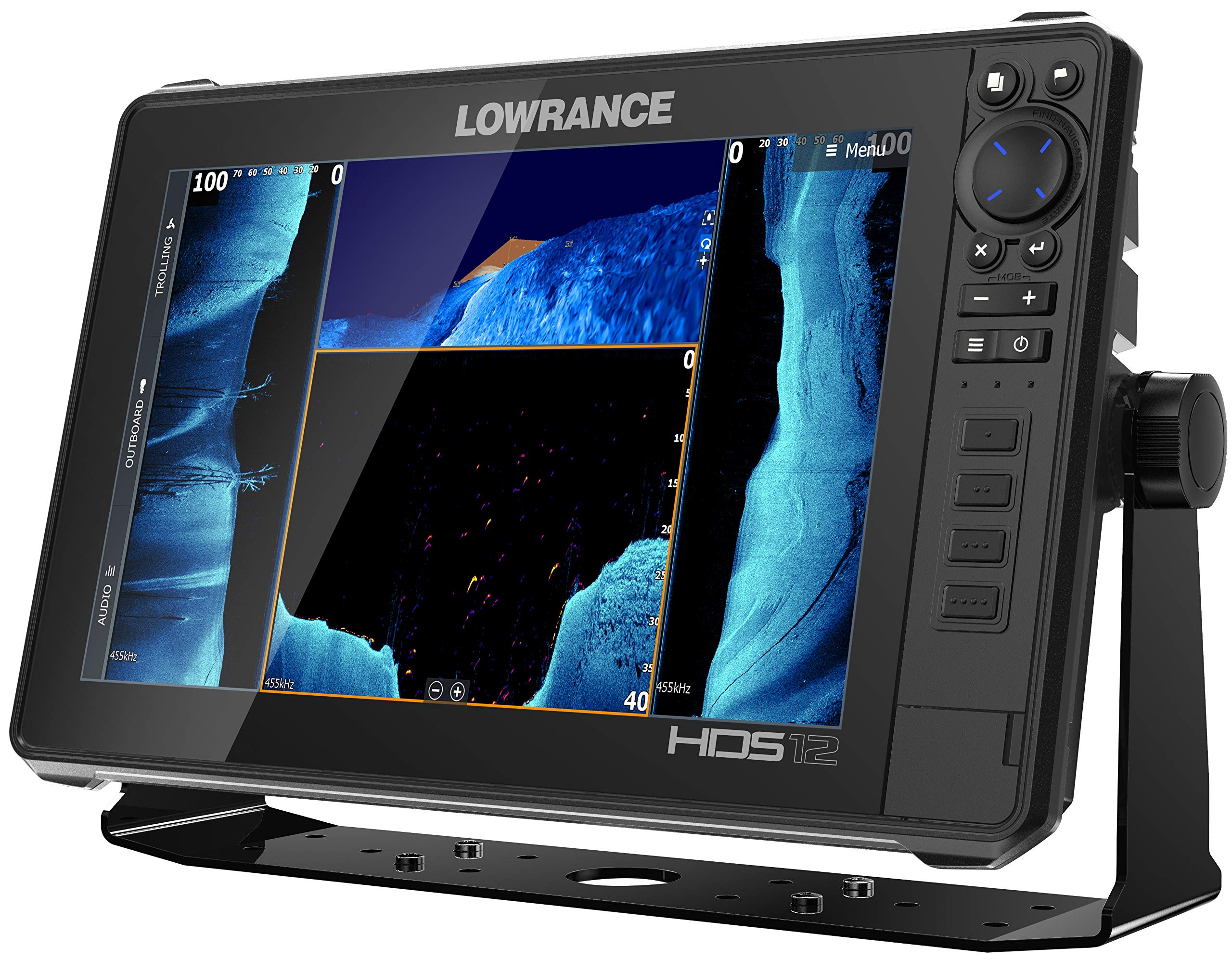 Lowrance HDS-12 Live with Active Imaging Transductor de montaje 3 en 1 y C-MAP Pro Chart: Amazon.es: Electrónica