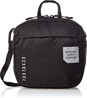 Herschel Ultralight Unisex Cross body Bag, Black