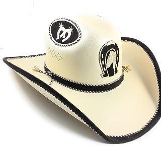 Cowboy Rodeo Hat. Sombrero Vaquero De Lona. Western Hat. b0603d48fc41