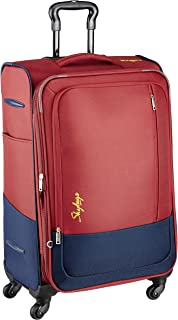 Skybags Footloose Romeo Polyester 58 cms Red Softsided Carry-On (STROW58ERED)