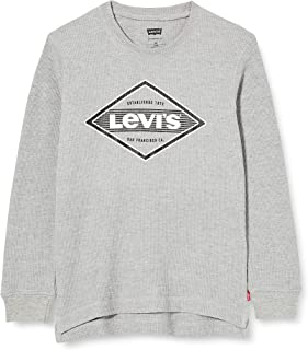 Levi's kids Lvb Thermal Tee Shirt Camiseta para Niños