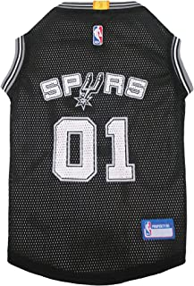 NBA PET Apparel. - Licensed Jerseys for Dogs & Cats Available in 25 Basketball Teams & 5 Sizes Cute pet Clothing for All Sports Fans. Best NBA Dog Gear