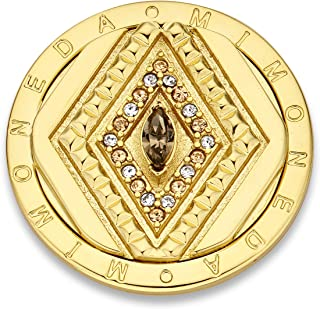 Mi Moneda - Women Coin Pendant SW-MIR-02-M