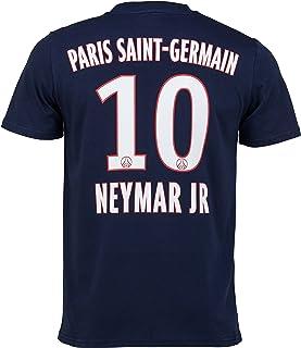 810a30dbc8f PSG T-Shirt Neymar Jr - Collection Officielle Paris Saint Germain - Taille  Adulte Femme