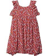 Floral Dress (Toddler/Little Kids/Big Kids)