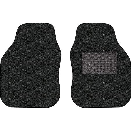 Black JVL Fully Tailored Rubber Car Mat Set for S90 2016-On