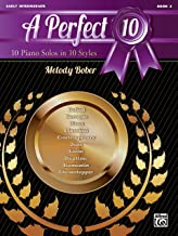 A Perfect 10, Bk 3: 10 Piano Solos in 10 Styles
