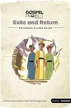 The Gospel Project for Preschool: Preschool Leader Guide - Volume 6: Exile and Return