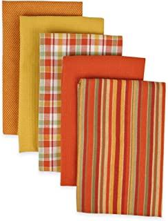 DII Kitchen Towels (Spice, 16x26