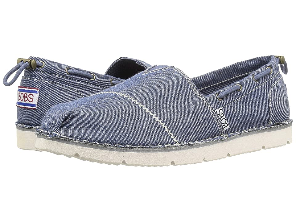 BOBS from SKECHERS Chill Flex (Navy) Women