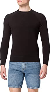 Superdry Essential Cotton Crew Sweat-Pullover Homme