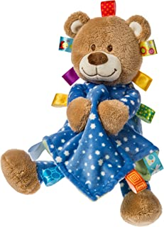 Taggies Starry Night Teddy Bear with Blanket Soft Toy