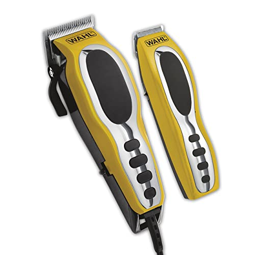 Wahl Groom Pro Total Body Grooming Kit, High-Carbon Steel Blades, Hair Clippers