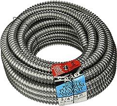 Southwire 55082305 3/4-Inch Alflex-Type RWA Reduced Wall Aluminum Flexible Metal Conduit