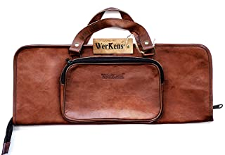 WerKens Handmade Genuine Leather Drumstick Bag - DSB002