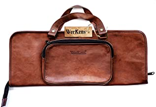 leather stick bag