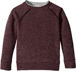 Extra Soft Jackson Roll Neck Pullover Sweater (Toddler/Little Kids/Big Kids)